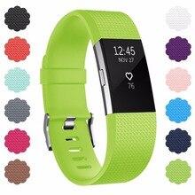 DUSZAKE R02 Askısı Aksesuarları Fitbit Şarj 2 Band Için yedek bant Fitbit Şarj 2 Için Bant Bileklik Fitbit Şarj 2 Için