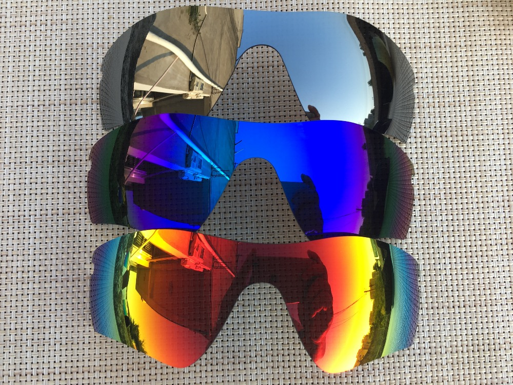 Wholesale POLARIZED Replacement Lenses For-Radar Path Sunglasses