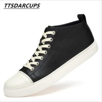 New Product Real Cowhide Men S Shoes Leisure Time The First Layer Of Skin Leather Shoes