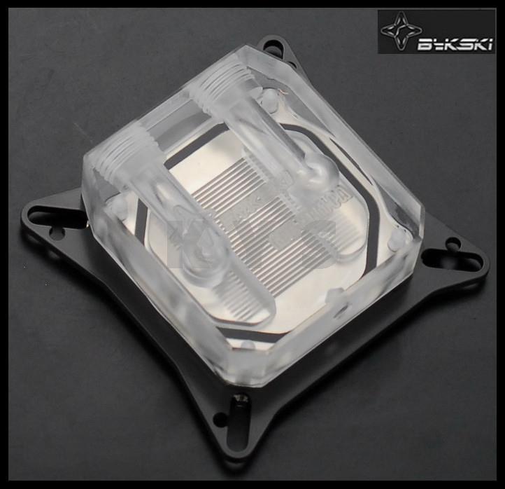 все цены на  Bykski GPU-XPM High Performance Jet GPU Water Cooling Copper Water Block Liquid Cooler Acrylic Top  онлайн