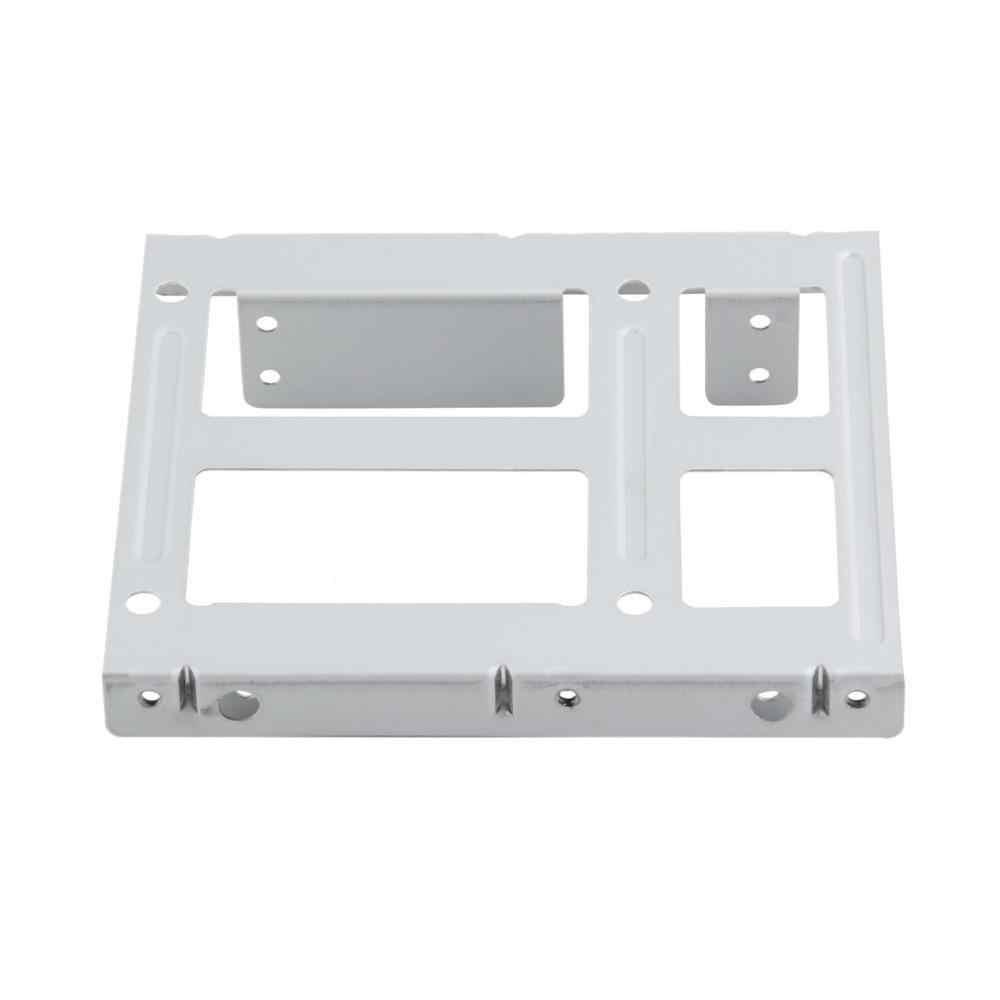 """1pc 2-Bay 2.5 """"dysk twardy SSD dysk twardy dysk do 3.5"""" wnęka napędu konwerter Adapter stojak uchwyt hurtownie"""