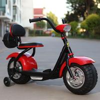 Детский мотоцикл электрическая поездка на автомобиле 2-5-8 лет дети мальчики девочки баланс автомобиля мощность колеса кататься на игрушке а...