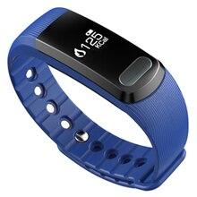 Новый Водонепроницаемый Фитнес браслет SX102 здоровья трек smart bluetooth SmartBand Носимых устройств с сердечного ритма Мониторы группа 4 вида цветов