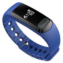 New Waterproof Fitness Bracelet SX102 Health Track Smart Bluetooth Smartband Wearable Device with Heart Rate Monitor Band 4COLOR
