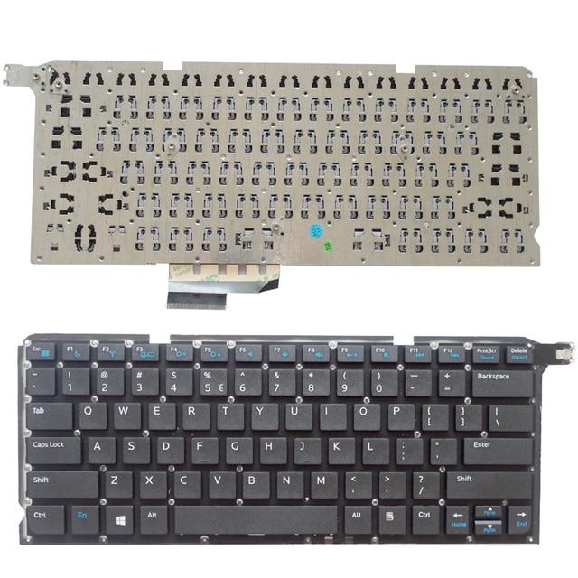 "YALUZU חדש בארה""ב מקלדת עבור DELL עבור Vostro 5460 V5460 V5470 P41G 14 5439 מחשב נייד מקלדת אנגלית"