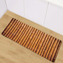 New Cartoon Butterfly Cat Door Mats Kitchen Carpets Bathroom Absorbent Non-slip Mat Rugs Floor for Living Room Tapete UD14