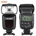 Genuíno godox flash v850ii câmera flash gn60 2.4g sem fio x sistema speedlite 1/8000s hss para canon nikon pentax olympas dslr