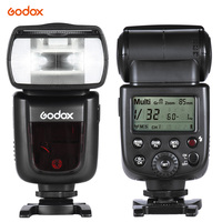 Genuine Godox Flash V850II Camera Flash GN60 2.4G Wireless X System Speedlite 1/8000s HSS For Canon Nikon Pentax Olympas DSLR