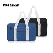 HONGCHUANG student  Cos uniform JK shoulder bag Large Capacity Portable Handbag  Canvas  Preppy Style For Youth Girls and Boys