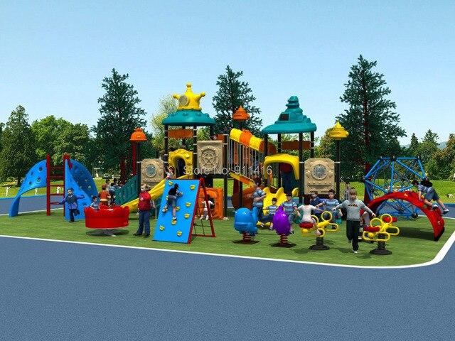 Sai Ya Hao Series Children Outdoor Play Structure CIT 14040A