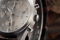 мода спортивные часы кварцевые часы кожаный ремешок большой калибр из нержавеющей стали мужские часы baolilobg бренд часы реального почты мешок