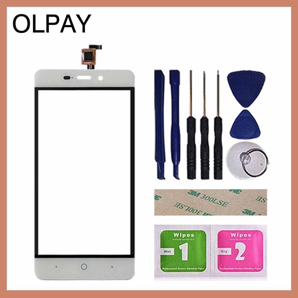 Image 3 - OLPAY 5.0'' Mobile Phone Touch Screen Digitizer For ZTE Blade T620 A452 X3 D2 Touch Glass Sensor Tools Free Adhesive And Wipes-in Mobile Phone Touch Panel from Cellphones & Telecommunications