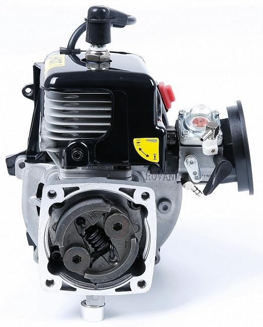 Rovan Rofan Baja 4 boulons 29cc moteurs à essence pour 1/5 HPI Rovan KM Baja 5B 5 T 5SC LOSI 5 T DBXL FG Buggy voiture Rc Redcat - 4