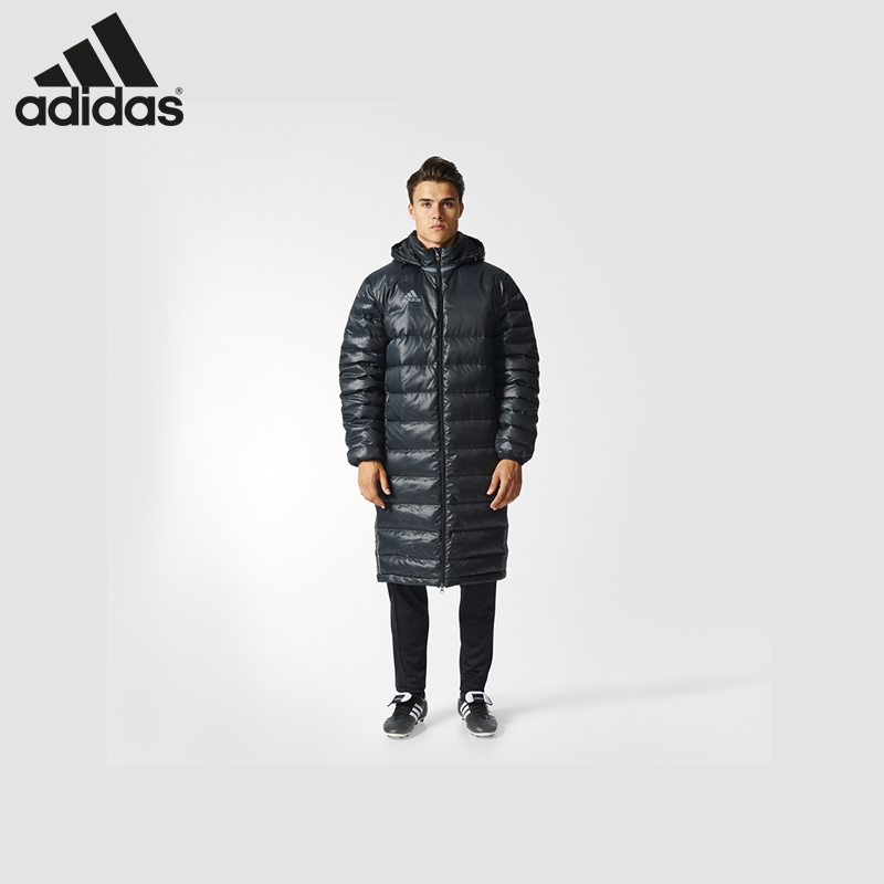 все цены на Male Overcoat Adidas AX6458 sports and entertainment for men
