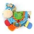 Educational Baby Toys 0-12 Months Baby Book Cloth Soft Cartoon Mamas Papas Baby Stroller Toy Bebek Oyuncak Brinquedo Para Bebe
