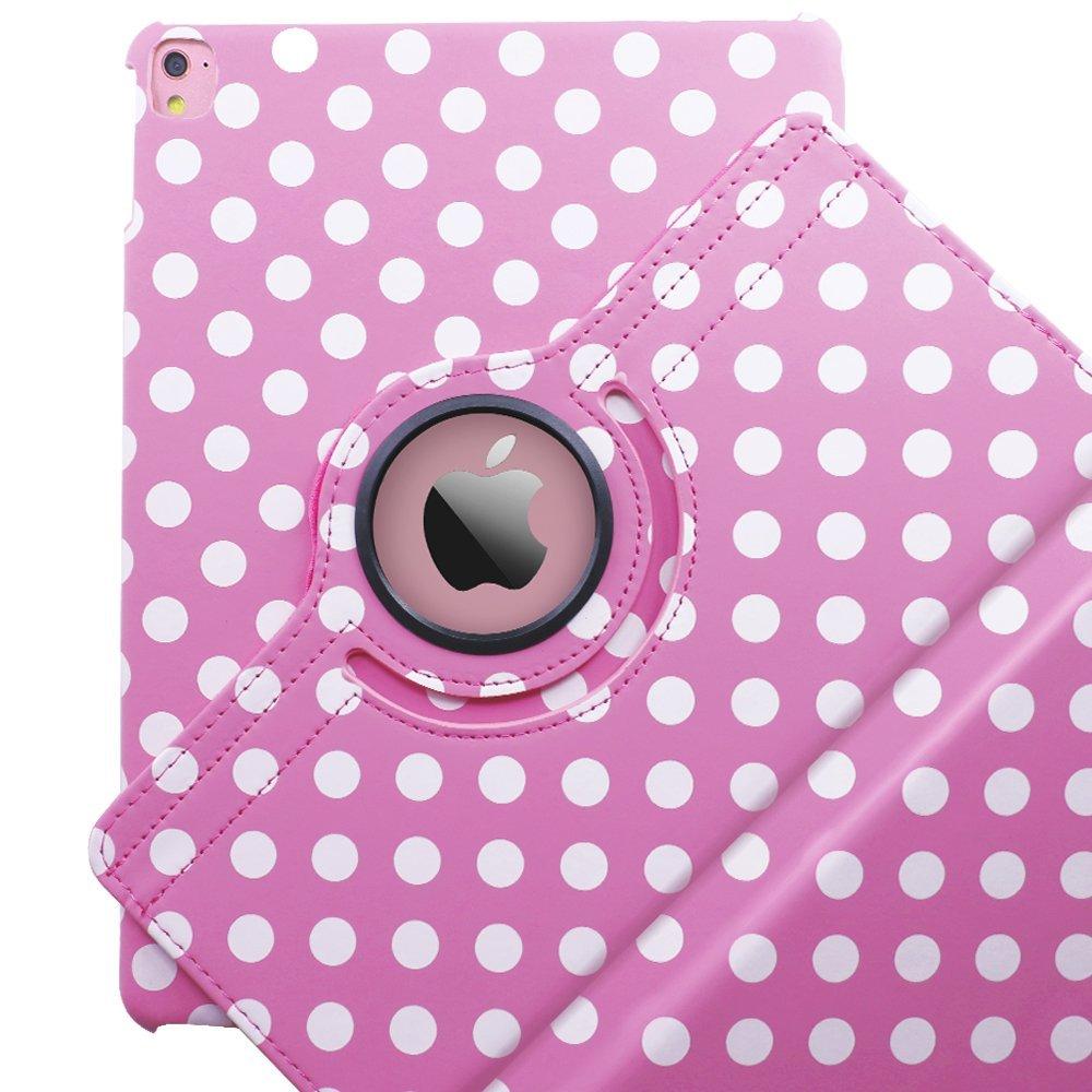 IPad Pro üçün 9.7 düymlük CucKooDo, Polka Dots 360 Ipad Pro 9.7 - Planşet aksesuarları - Fotoqrafiya 5