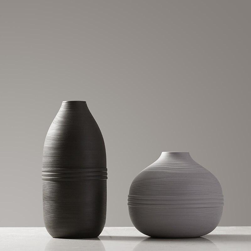 Fresh Mini Ceramic Small Vase Home Decor Gift Ideas And: Handmade Simple Porcelain Flower Vase Home Zen Art