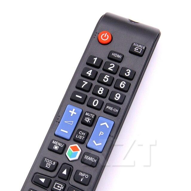 Universal TV Remote Control AA59-00594A AA59-00581A AA59-00582A UE43NU7400U UE32M5500AU UE40F8000 for SAMSUNG LCD LED Smart TV 4