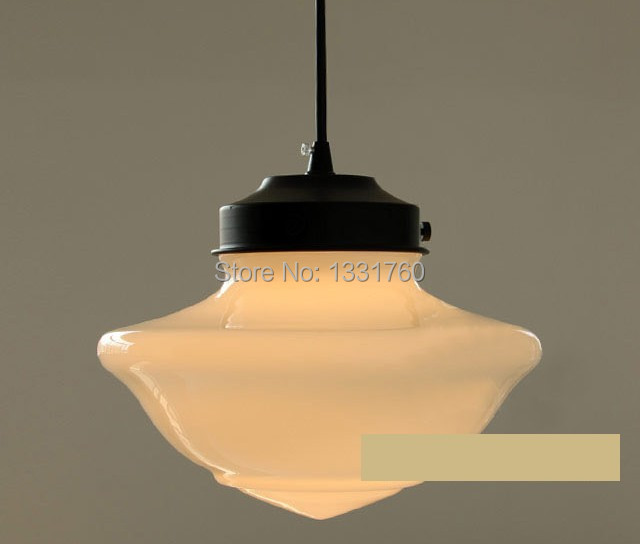 art deco suspension lamp dinning room vintage milk glass pendant lamp white glasspendant light. Black Bedroom Furniture Sets. Home Design Ideas