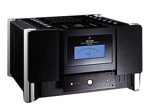 N-021 ShengYa PSM-200 Fully Balanced Power Amplifier  Pure CLASS A 200W(8obms)400W(4obms) CLASS A or CLASS AB Output (Pair)