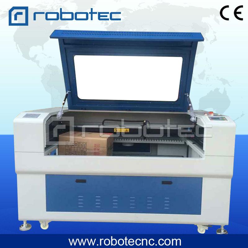 Machine de gravure sur pierre laser chinois Reci 100 w/machine de gravure sur bois laser