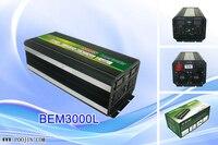 modifiled sine wave power inverter DC12V to AC220V 3000 watt Peak 6000w outdoor home school inverter power inverter 3000w