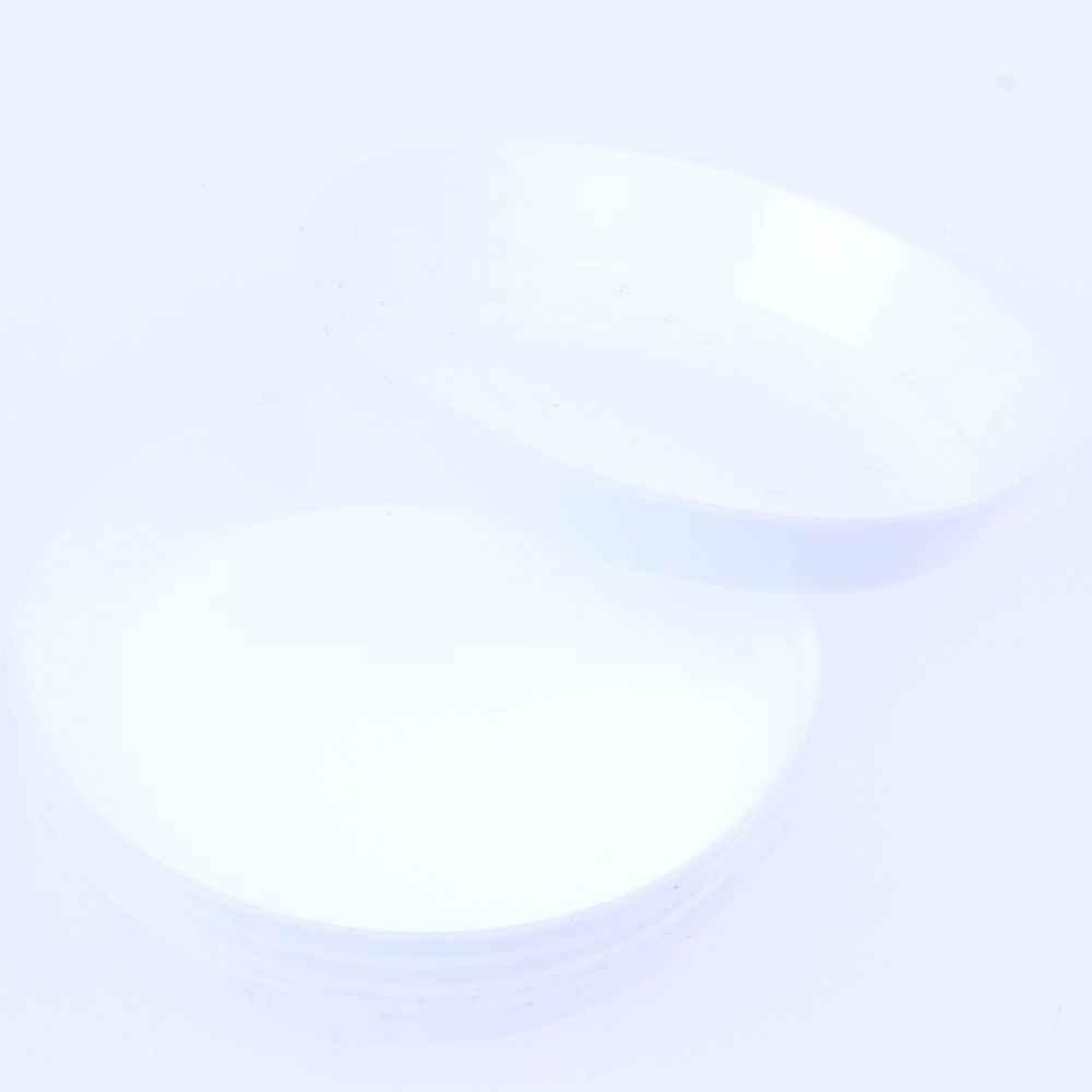 5 pcs Plastik Bulat Atau Persegi Panjang Hijau Berlian Imitasi Kasus Penyimpanan Tray Alat Plat Akrilik Nail Art Diy Rhinestones Tray Wadah