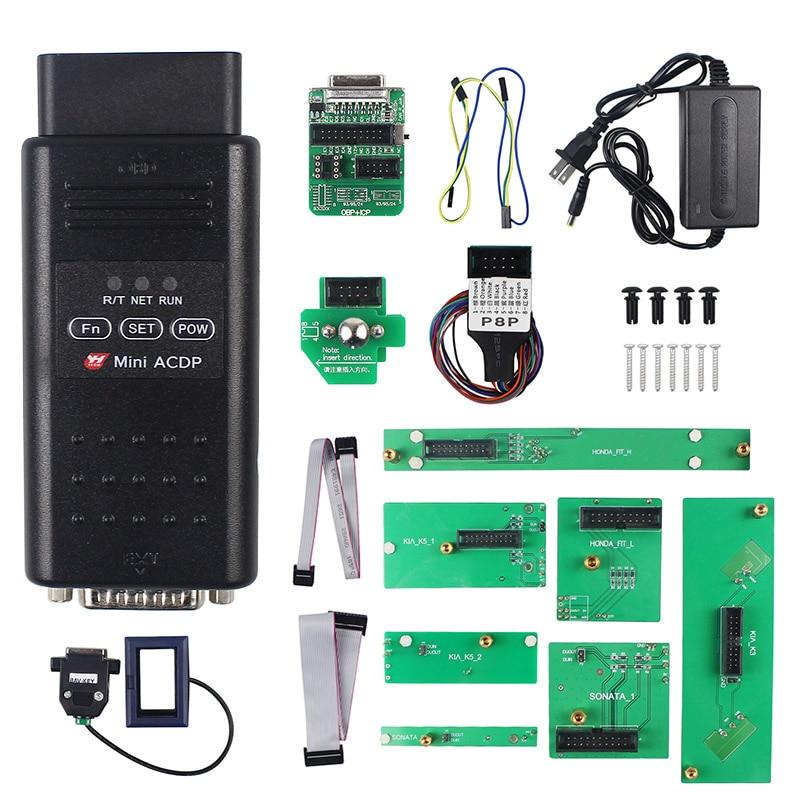 Mini Acdp Programming Mater Module For BMW CAS/ FEM BDC/ ISN / MMC / JLR KVM / EGS ISN Clearance
