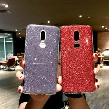 Glitter 2 in 1 TPU Phone Case For OnePlus 6T 6 5T Back Cover Sony Z5 C5 C6 Xperia X XA XA1 XA2 XP Ultra XZ XR XC XZ1 XZ2 Cases(China)