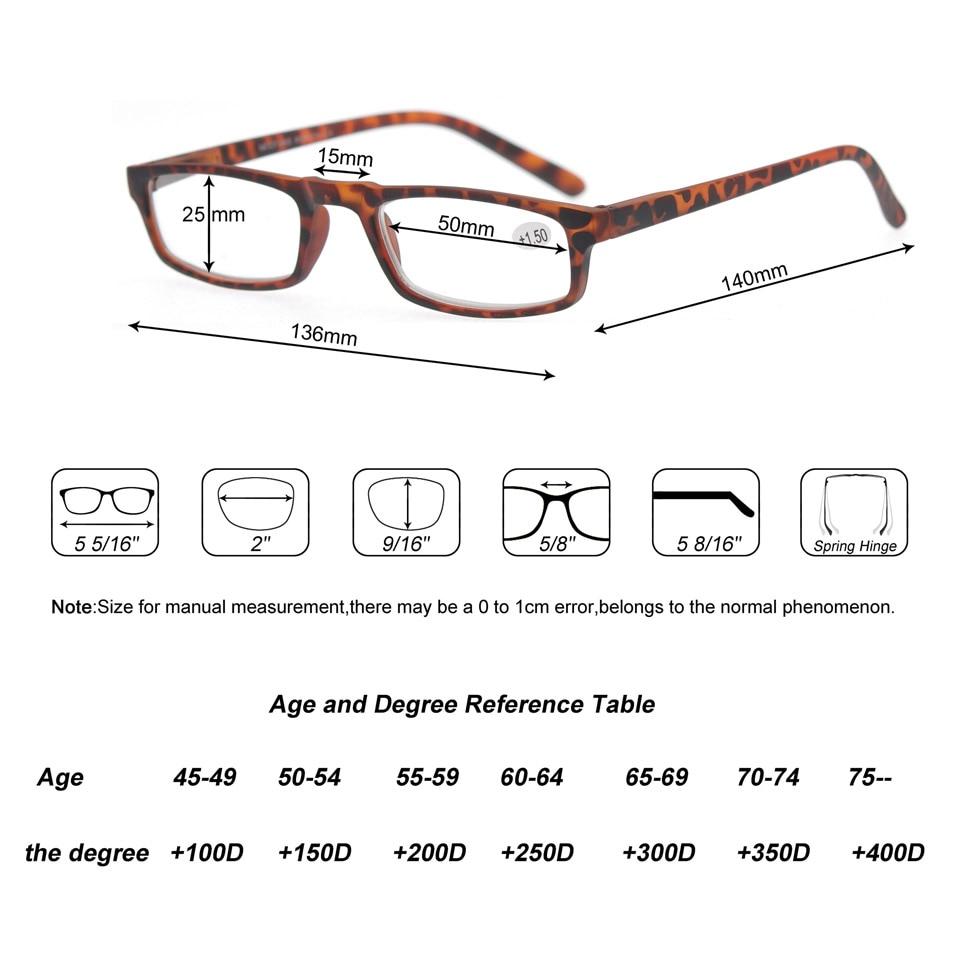 unbreakable glasses men women retro reading glasses8 (1)