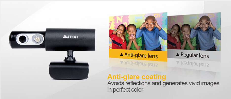NEW 16MP HD Video Webcam PK-838G Anti-glare WebCam For MAC PC LAPTOPC