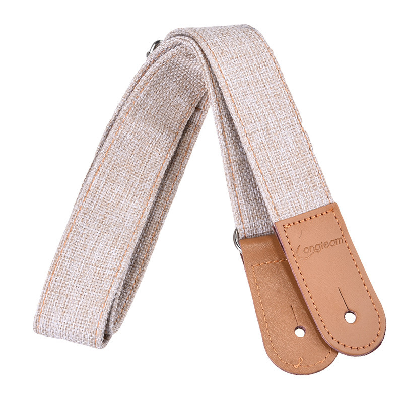 Spc01 Ukulele Strap Cotton And Linen Ukulele Straps With Soft