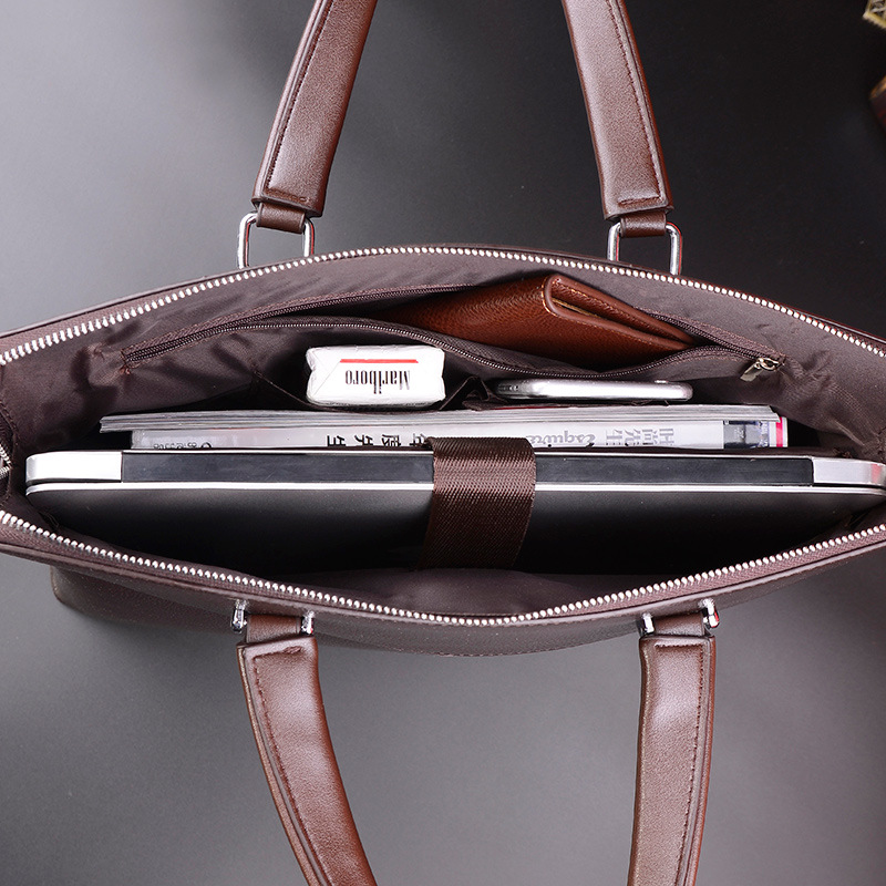 Leather Office Bags For Men Techieblogie Info