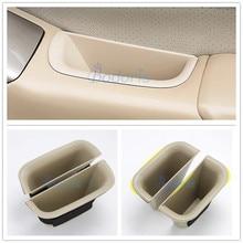 все цены на For Toyota Land Cruiser 120 Prado FJ120 2003-2009 Car Styling Car Organizer Door Holder Armrest Storage Box Tray Accessories онлайн