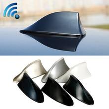 For suzuki grand vitara liana swift jimny sx4 auto aerial with blank radio signal car antena shark fin antenna 3M sticker(China)
