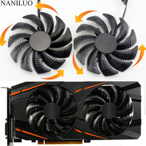 T129215SU GV-RX570/RX580 GAMING GV-RX470 WF2/RX480 WF2 88MM Fan For Gigabyte Cards Cooling Fan
