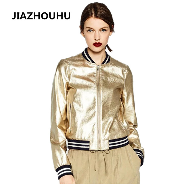 Gold Jacket For Women