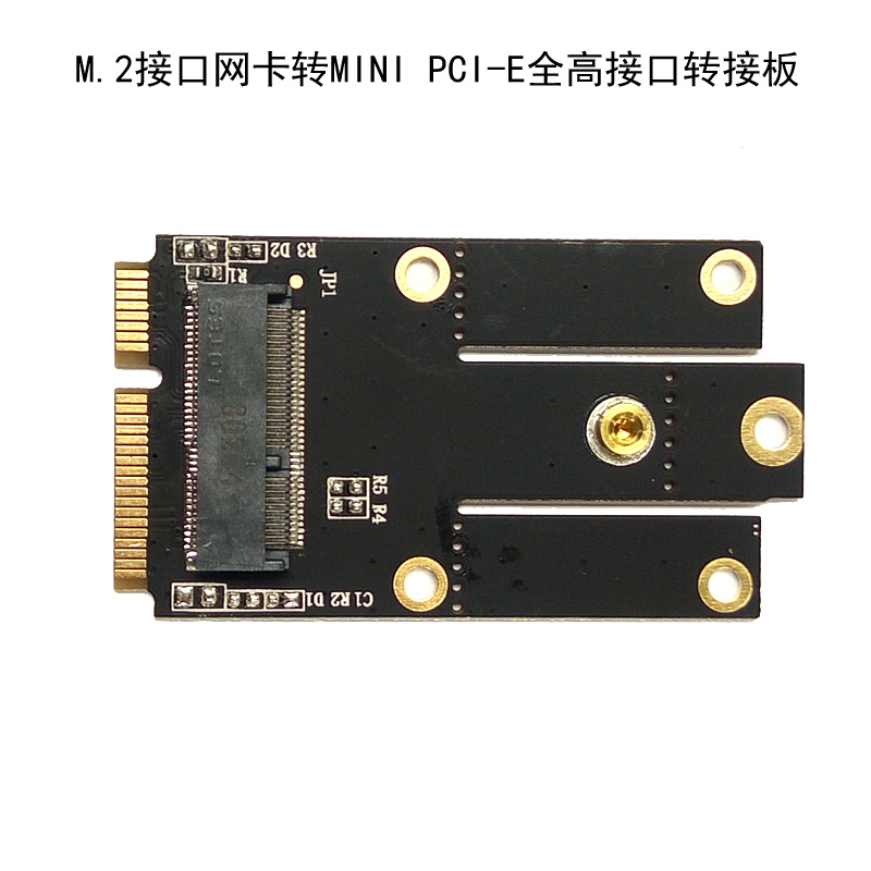 NGFF M.2 Network Card To Mini Pcie Adapter Full Size For  8265 9260 9560 8260AC 7260AC 7265AC 3165AC 3160AC 17265AC