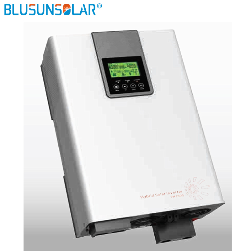 Hybrid Inverter 5000W 48V220V Grid Tied Inverter 80A MPPT Inverter Pure Sine Wave Inverter 60A AC Charger WIFI Monitor