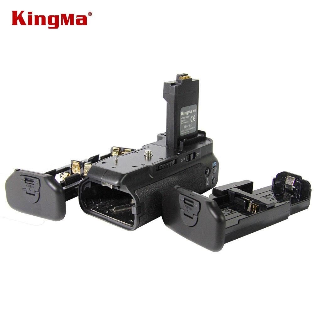 Kingma BG-E5 Pro Multi-Power Vertical Battery Grip Holder for Canon EOS 450D 500D 1000D DSLR Digital SLR Camera surelam pro 500d