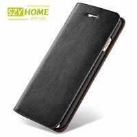 SZYHOME Phone Cases For IPhone 6 6s 7 Plus 4 4s 5 5s SE 5C Luxury