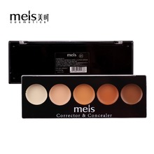 Makeup powder Contour Palette Women Contouring Makeup Cosmetic Facial Face Care Cream Concealer Palette MS0503-C MEIS