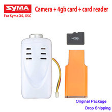 Brand SYMA 2.0MP HD Camera For SYMA X5 X5C X5SC RC Drone Quadcopter Helicopter Parts Accessories