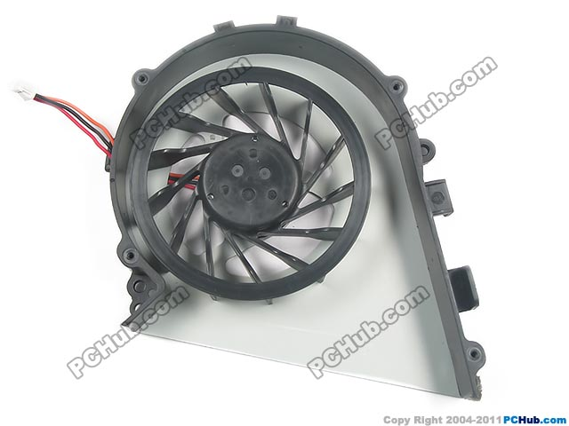 Emacro UDQFLRR04CF0 Server Laptop Fan DC5V 0.38A 3-wire emacro udqfrjp05dcm dc28000akp0 server square fan dc5v 0 18a 4 wire