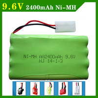 9 6 V 2400mAh Remote Control Toys Electric Toy Security Facilities Electric Toy AA Battery Battery