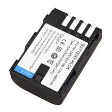Лидер продаж 2200 mAh DMW-BLF19E BLF19 Перезаряжаемые Батарея для Panasonic Lumix DMC-GH3 DMW-GH4 DMW-GH5 Камера Батарея