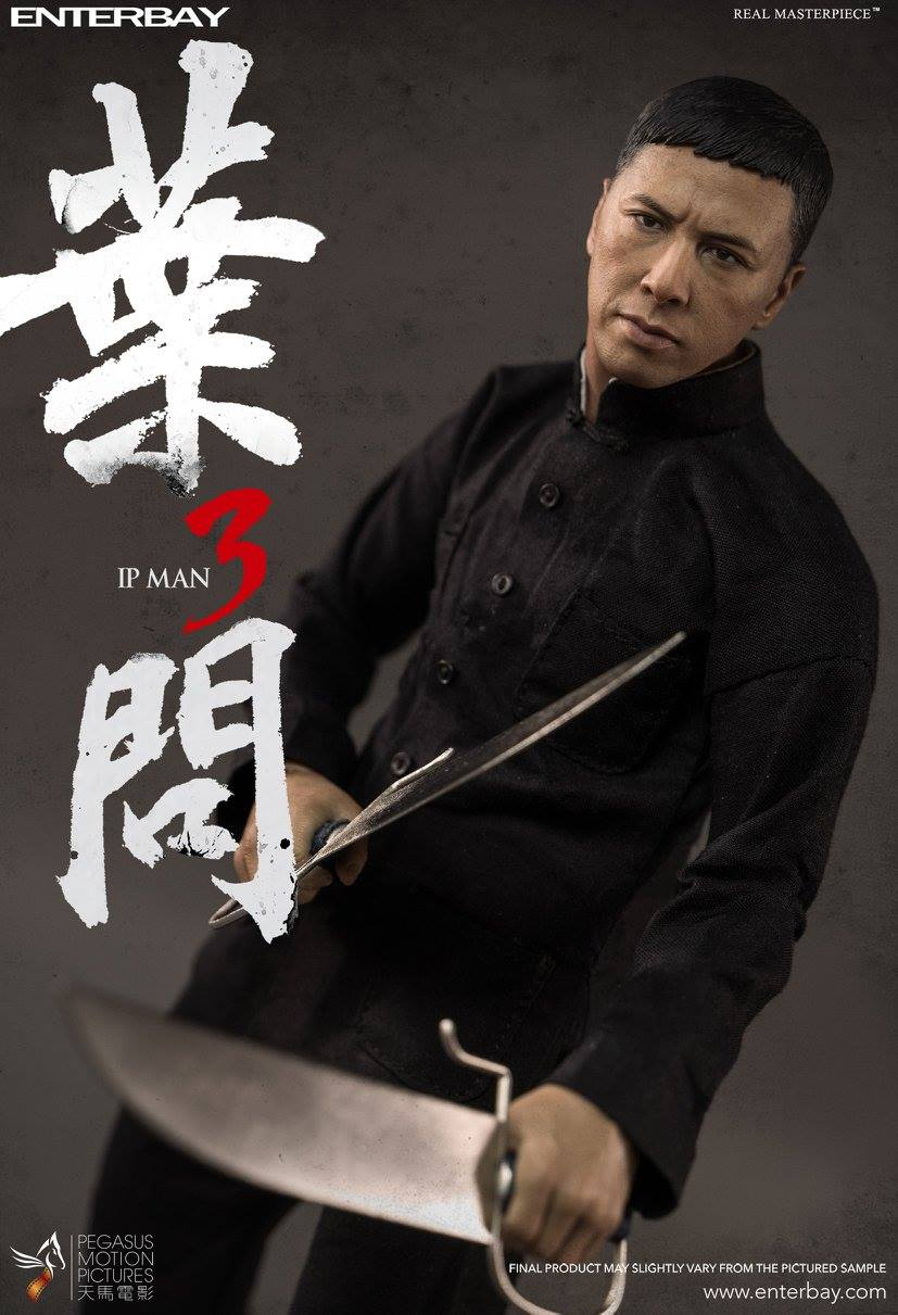 1/6 scale Collectible Figure doll Ip Man Chinese kung fu master Donnie Yen 12 action figure doll Plastic Model Toys аксессуар man kung тетива для блочного арбалета mk 350s