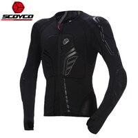SCOYCO мотоцикл Мотокросс MX панцири быстросохнущие абсорбирующие дышащие, предотвращающие потливость памяти защитная одежда