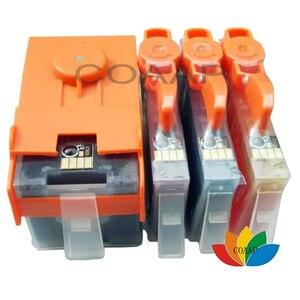 4 совместимый HP 920 XL Officejet Pro 6500a Plus беспроводной чернильный картридж Officejet 6000, 6500, 6500A, 7000,7500 с чипом