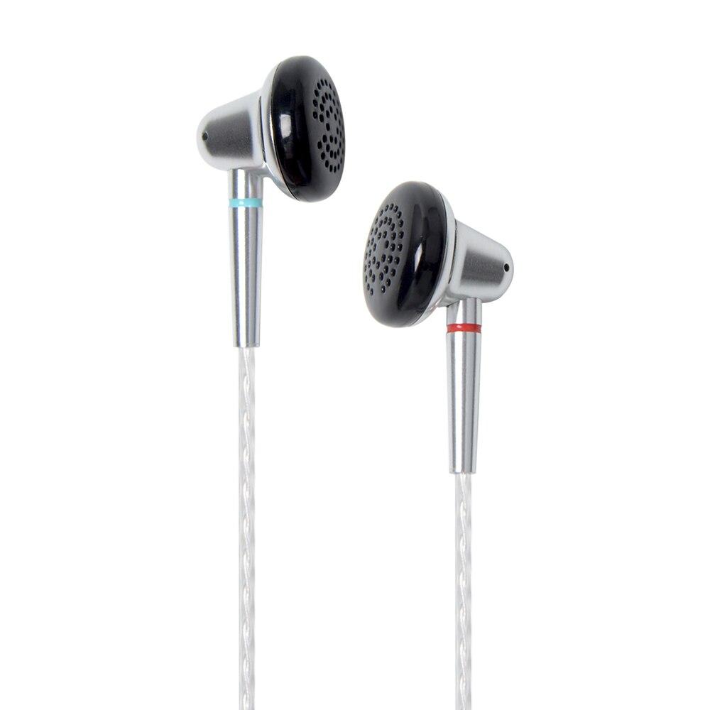 NICEHCK EB2 auricular HIFI auriculares de Metal dinámico de 14,8mm conductor auriculares NICEHCK segundo buque insignia auricular suena como NICEHCK EBX hermana